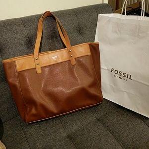 Handbags - Fossil tote bag